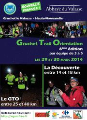 6ème Gruchet Trail Orientation