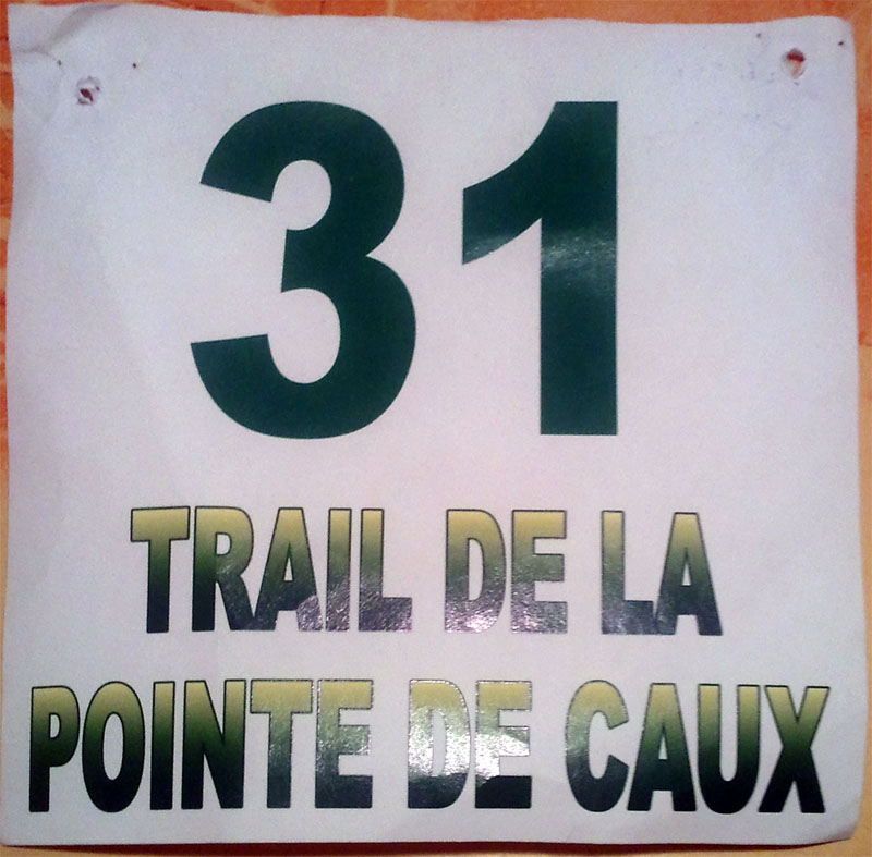 Trail de la Pointe de Caux 2012