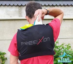 Demi Gilet  Free Light FreeXion