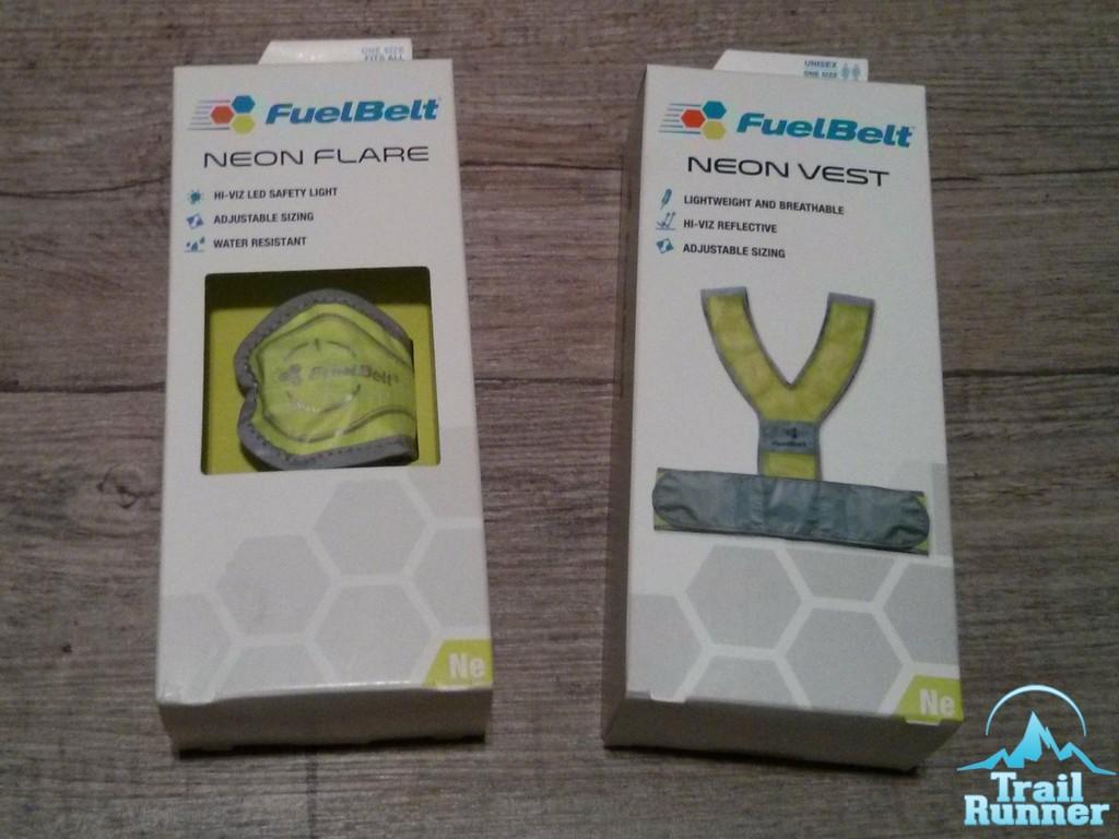 Fuelbelt Neon Flare Neon Vest