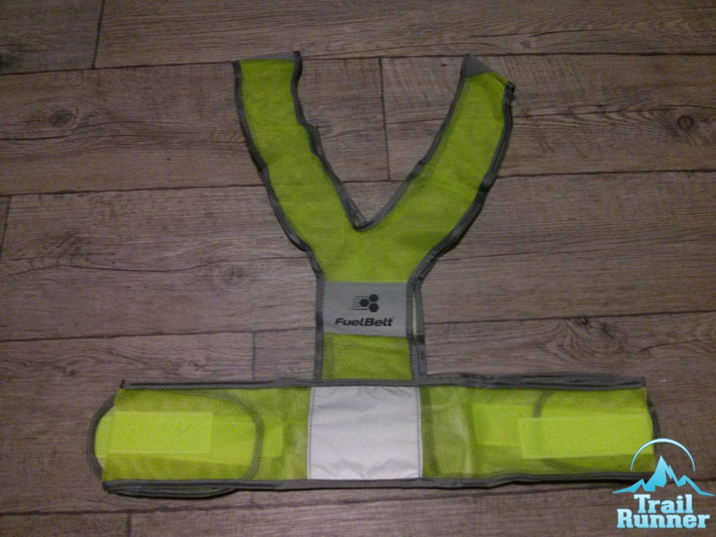 fuelBelt Neon Vest Neon Flare