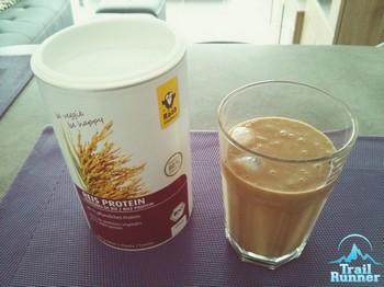 Protéine de riz brun bio